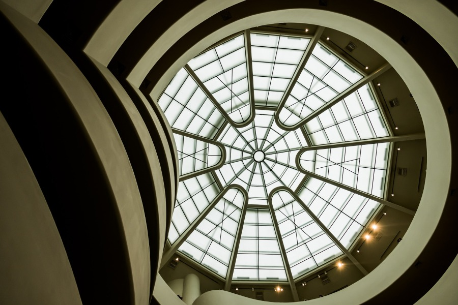 Guggenheim - Architecture - New-York - Les Petites Analyses