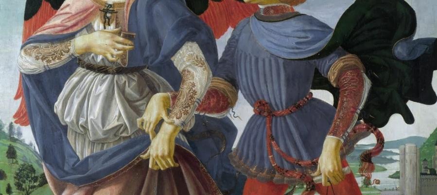 Fragments d'un discours amoureux - Roland Barthes - Verrocchio - Johan Creeten